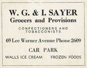W. G. & I Sayer, Lee Warner Avenue, Fakenham 1975