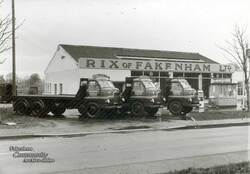 Rix of Fakenham, Hempton Road.